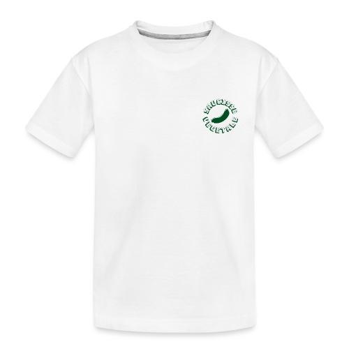 Saucisse Végétale - Teenager Premium Organic T-Shirt