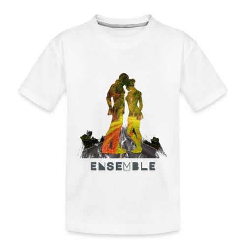 Ensemble - T-shirt bio Premium Ado