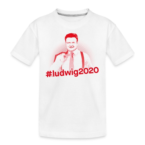 Ludwig 2020 Illustration - Teenager Premium Bio T-Shirt
