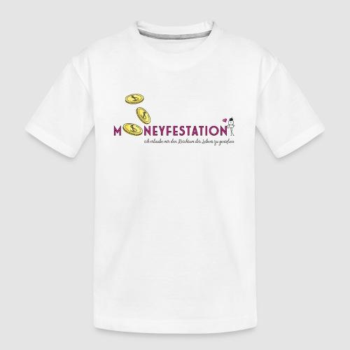 moneyfestation - Teenager Premium Bio T-Shirt