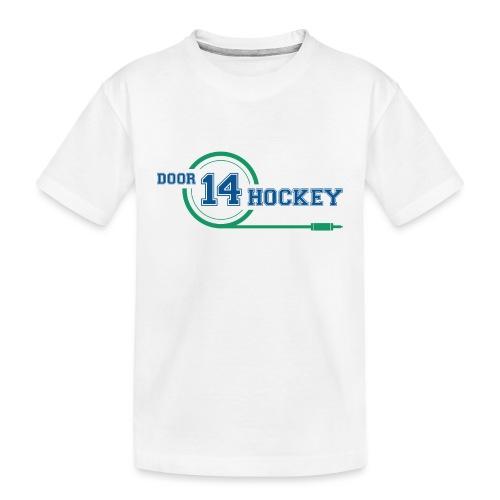 D14 HOCKEY - Teenager Premium Organic T-Shirt
