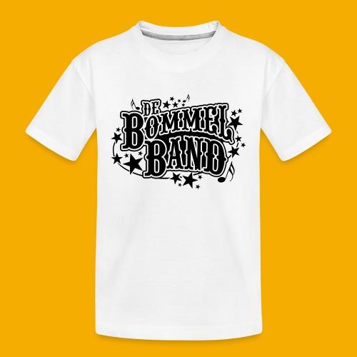 bb logo - Teenager premium biologisch T-shirt