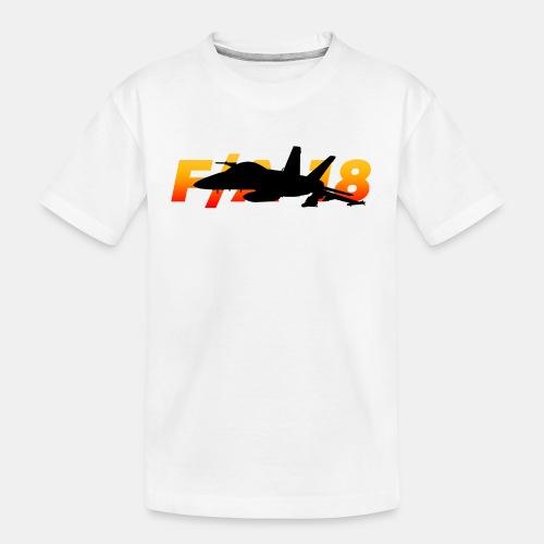 F/A-18 Super Hornet | F 18 | F18 | F/A18 | Hornet - Teenager Premium Organic T-Shirt