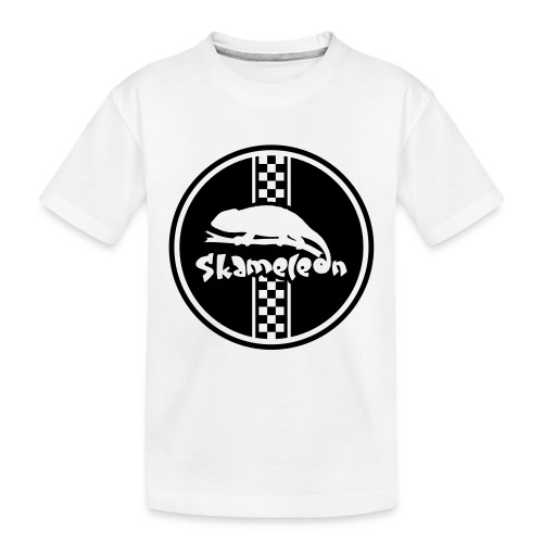 skameleon Logo - Teenager Premium Bio T-Shirt