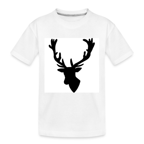 Hirch B - Teenager Premium Bio T-Shirt