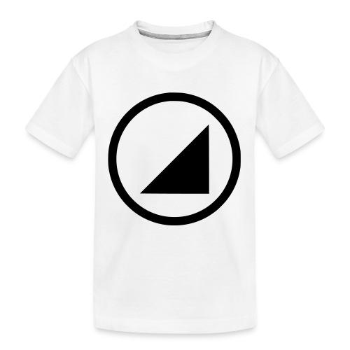 bulgebull marca oscura - Camiseta orgánica premium adolescente