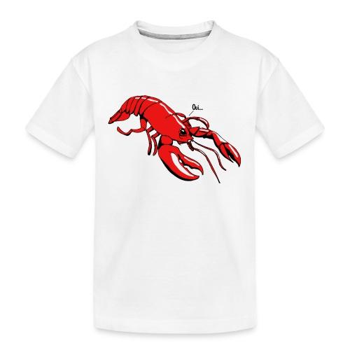 Lobster - Teenager Premium Organic T-Shirt
