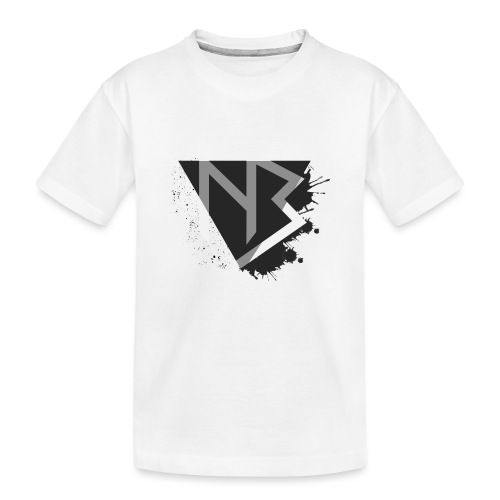 T-shirt NiKyBoX - Maglietta ecologica premium per ragazzi
