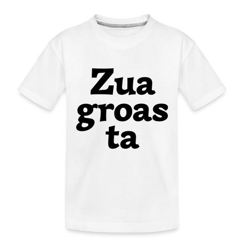 Zuagroasta - Teenager Premium Bio T-Shirt