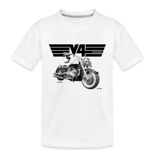 Royal Star Chopper WINGS 2 - Teenager Premium Bio T-Shirt
