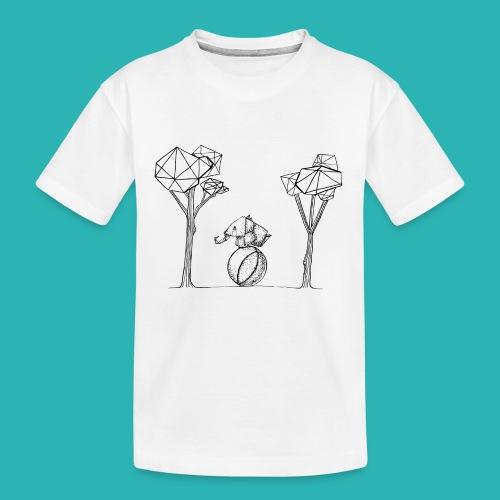 Rotolare_o_capitombolare-01-png - Maglietta ecologica premium per ragazzi