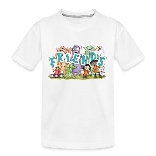 friends - Teenager Premium Bio T-Shirt