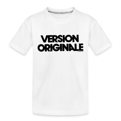 Version Original - T-shirt bio Premium Ado
