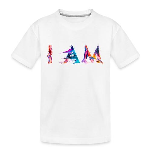 I AM - T-shirt bio Premium Ado