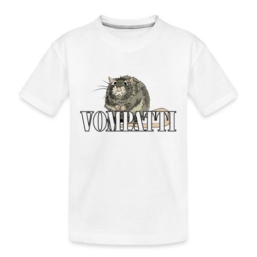 Vompatti - Teinien premium luomu-t-paita