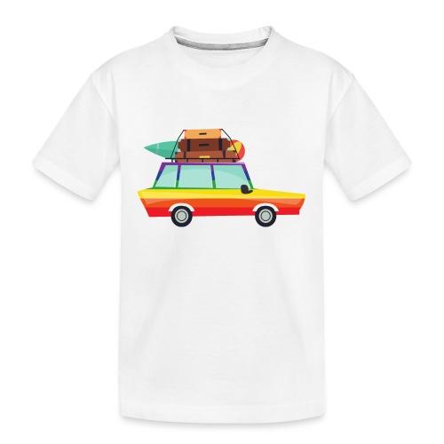 Gay Van | LGBT | Pride - Teenager Premium Bio T-Shirt