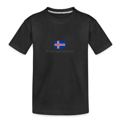Iceland - Teenager Premium Organic T-Shirt
