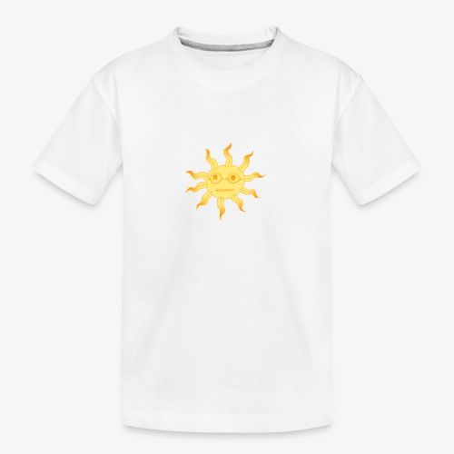 soleil - T-shirt bio Premium Ado