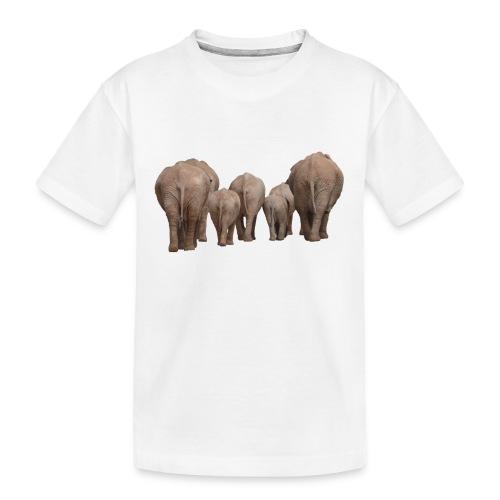 elephant 1049840 - Maglietta ecologica premium per ragazzi