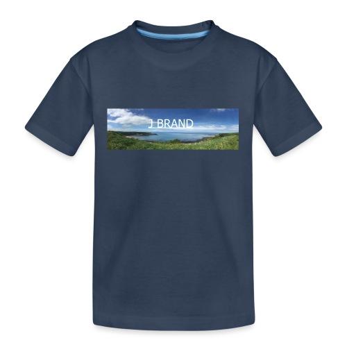 J BRAND Clothing - Teenager Premium Organic T-Shirt