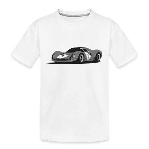 Illustration of an Icon - Teenager Premium Bio T-Shirt
