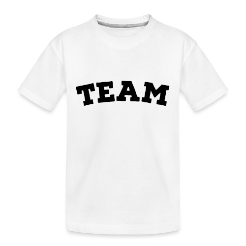 Team - Teenager Premium Organic T-Shirt