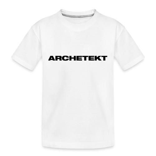 Archetekt - Teenager Premium Bio T-Shirt