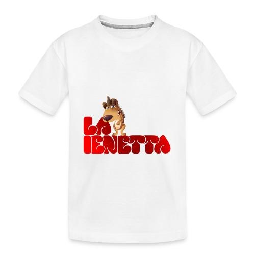 La Nuova Ienetta - Maglietta ecologica premium per ragazzi