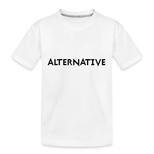 Im Hoodie White - Ekologiczna koszulka młodzieżowa Premium