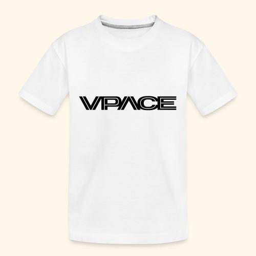 VPACE black - Teenager Premium Bio T-Shirt