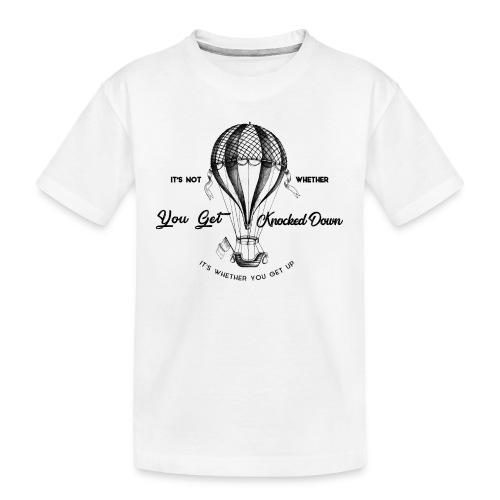 balon - Ekologiczna koszulka młodzieżowa Premium