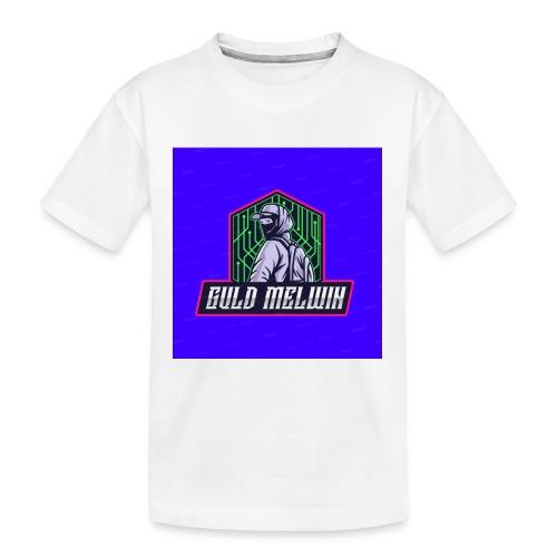 Guld Melwin - Ekologisk premium-T-shirt tonåring