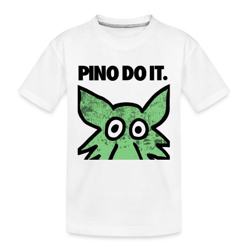 PINO DO IT - Maglietta ecologica premium per ragazzi