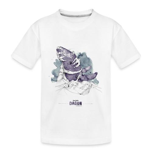 DAGON (H. P. Lovecraft) - Teenager Premium Bio T-Shirt