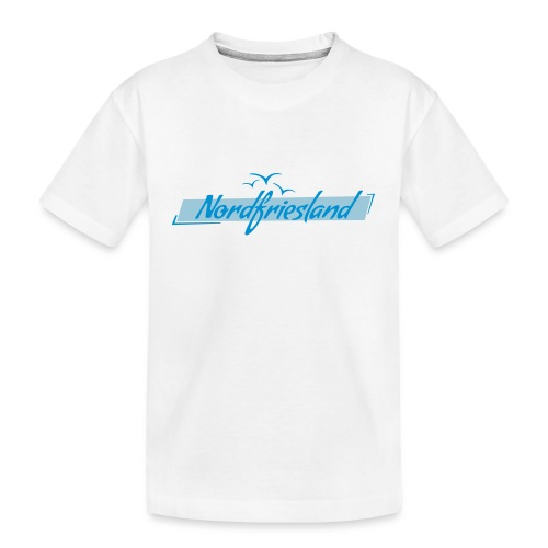 Nordfriesland - Teenager Premium Bio T-Shirt