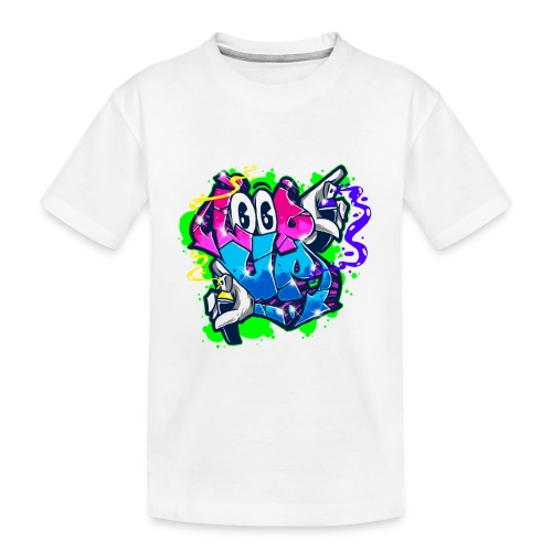 LOOP UP Street style - Teenager Premium Bio T-Shirt