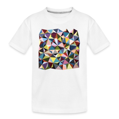 by Rikke Bjørn - Teenager premium T-shirt økologisk