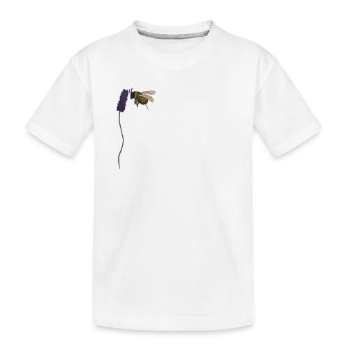 Pollinatore - Maglietta ecologica premium per ragazzi
