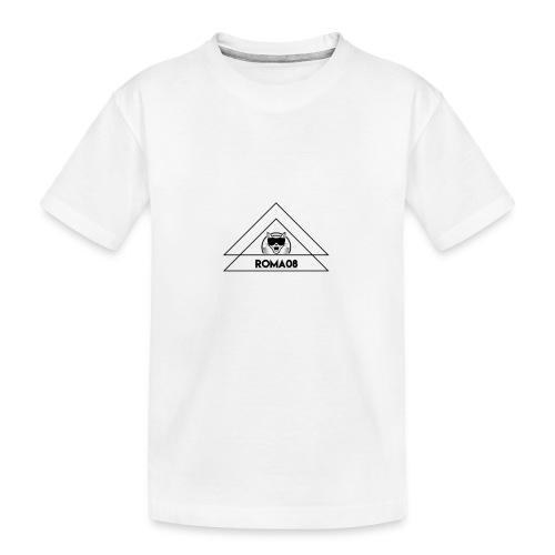 Roma08 - Camiseta orgánica premium adolescente