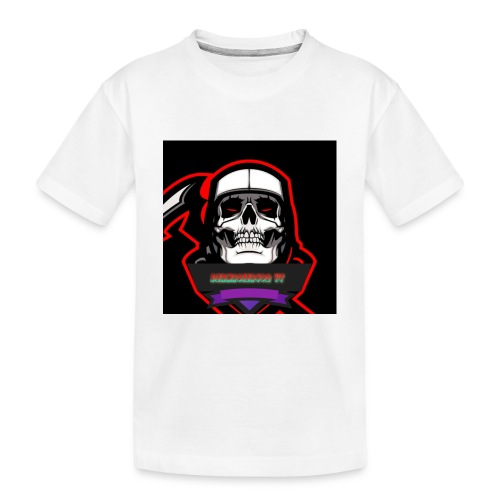 DerMagier432YT Shop - Teenager Premium Bio T-Shirt