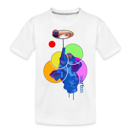 smARTkids - Mumbo Jumbo - Teenager Premium Organic T-Shirt