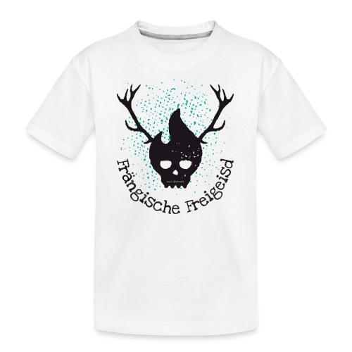 Frängische Freigeisd - Teenager Premium Bio T-Shirt