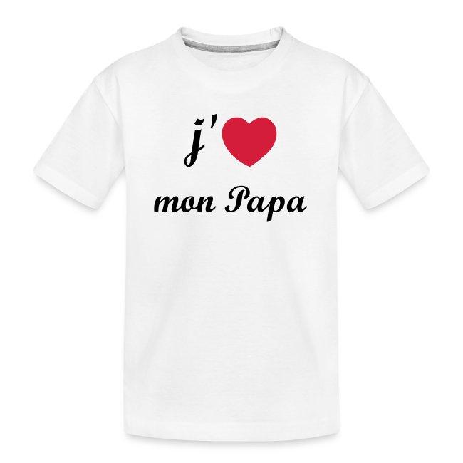J'aime mon papa - 01 Vecto