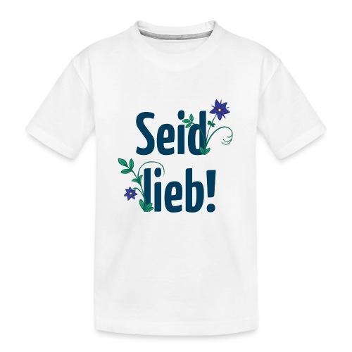 Teenager Premium Bio T-Shirt