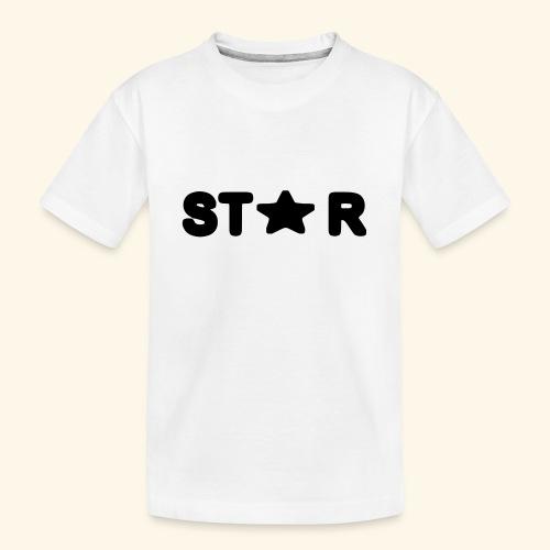 Star of Stars - Teenager Premium Organic T-Shirt