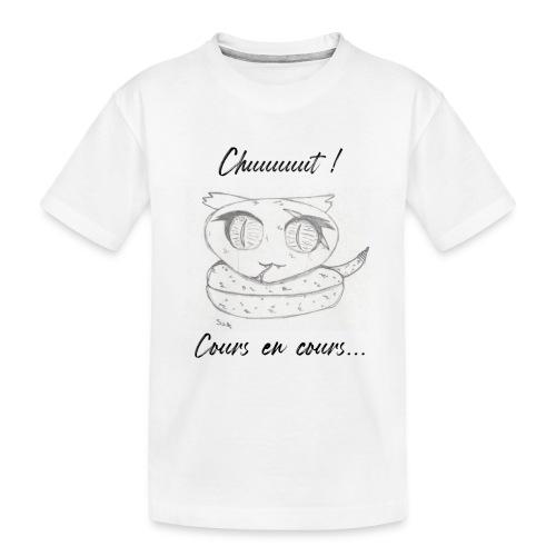 Serpent_chut - T-shirt bio Premium Ado