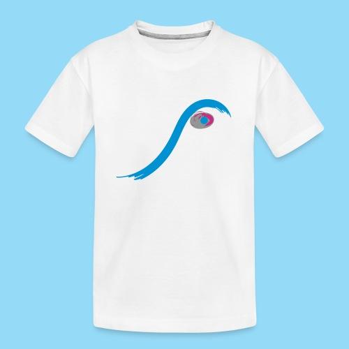 Eyed - Teenager Premium Organic T-Shirt