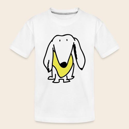 Petit mais courageux - T-shirt bio Premium Ado