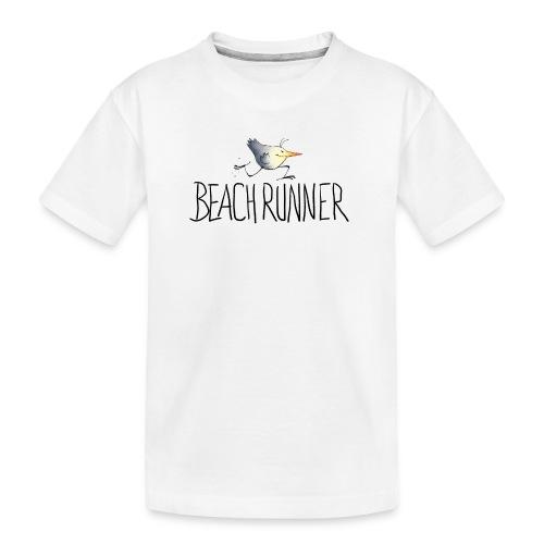 beachrunner - Teenager Premium Bio T-Shirt
