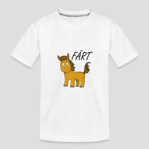Das Färt - Teenager Premium Bio T-Shirt
